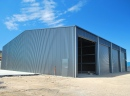 gable entry truck shed large 1